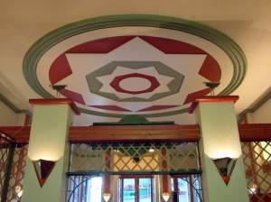 Роспись потолка — фото 17