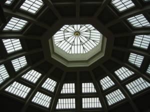 Стеклянная крыша — фото 69