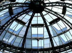Стеклянная крыша — фото 54
