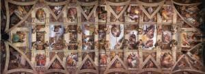 Потолок Сикстинской капеллы — фото 2
