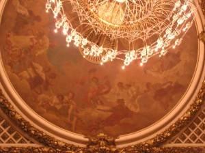 Роспись потолка — фото 28