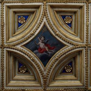 Роспись потолка — фото 129