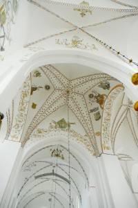 Роспись потолка — фото 251