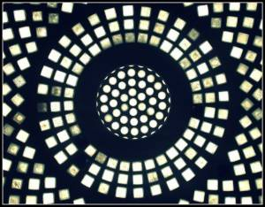 Стеклянная крыша — фото 70