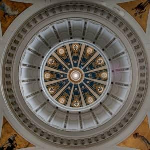 Роспись потолка — фото 166