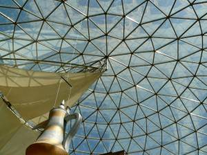 Стеклянная крыша — фото 48