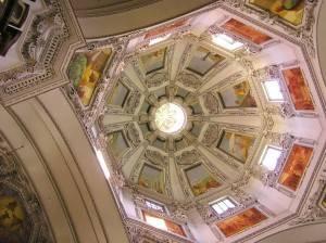 Роспись потолка — фото 130