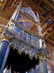 Роспись потолка — фото 268