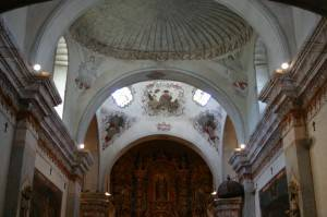Роспись потолка — фото 363