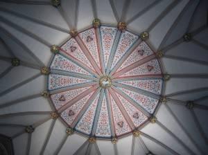 Роспись потолка — фото 355