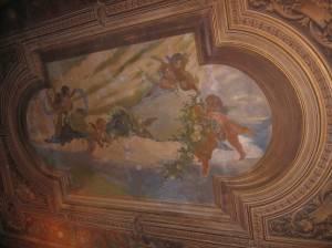 Роспись потолка — фото 81