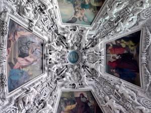 Потолок Зальцбургского собора