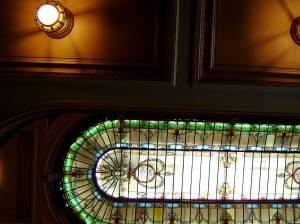 Витражный потолок — фото 20