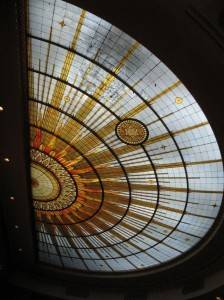 Витражный потолок — фото 19