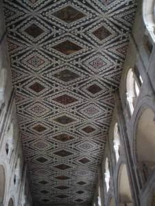 Роспись нефа церкви аббатства Вальтхэм
