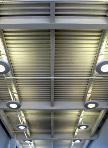 Металлический потолок — фото 5