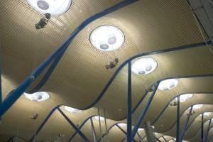 Металлический потолок — фото 56