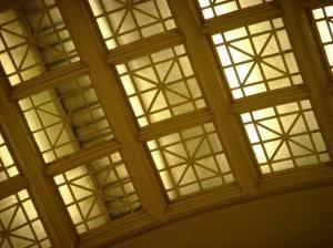 Стеклянная крыша — фото 18