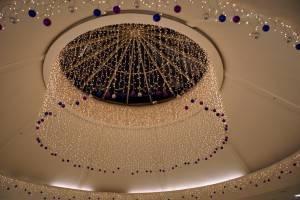 Потолок из гипсокартона — фото 6