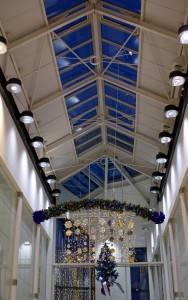 Стеклянная крыша — фото 51