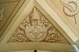 Декор интерьеров Эрмитажа — фото 44