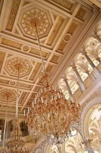 Декор интерьеров Эрмитажа — фото 42