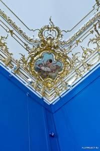 Декор интерьеров Эрмитажа — фото 40