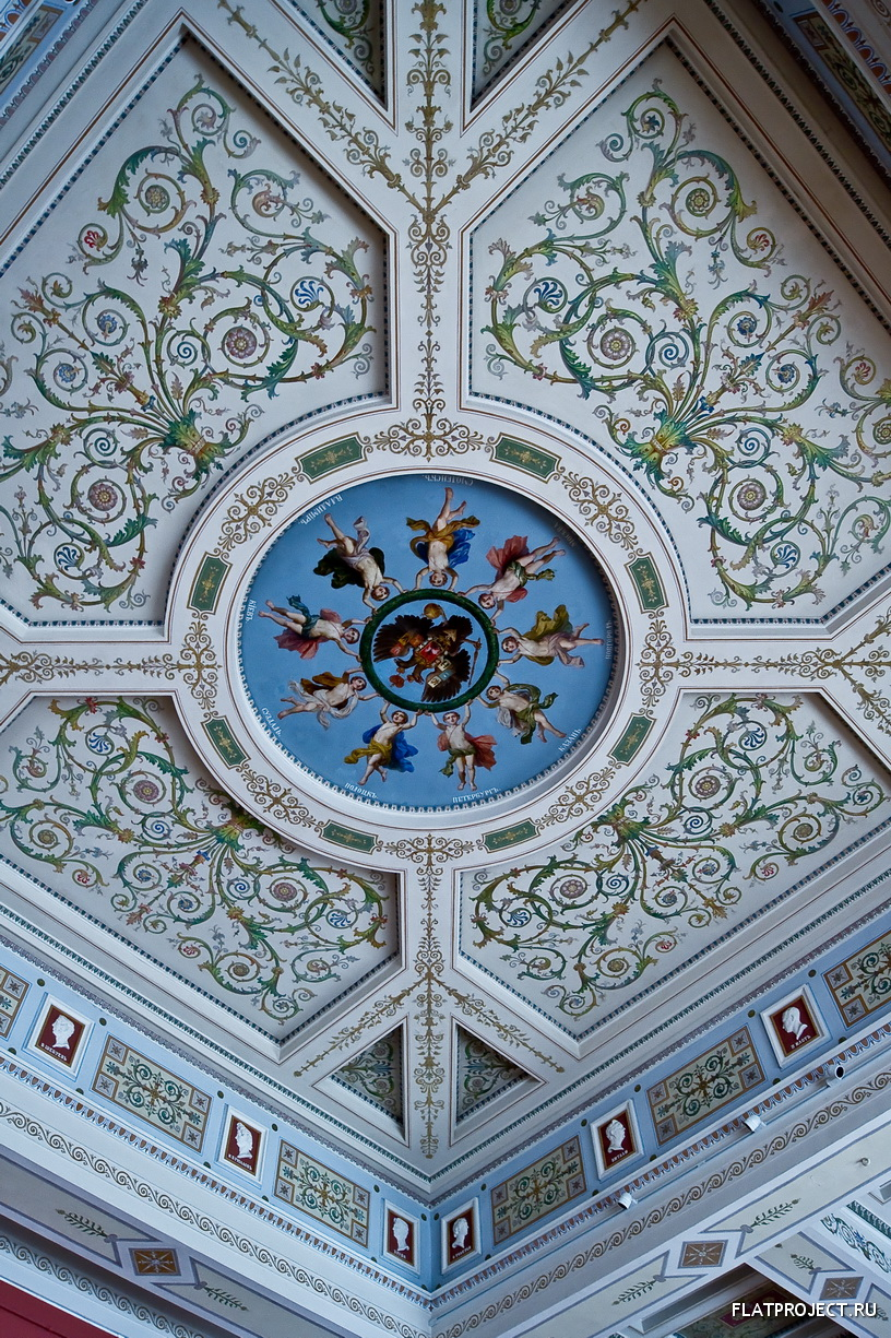 The State Hermitage museum interiors – photo 22