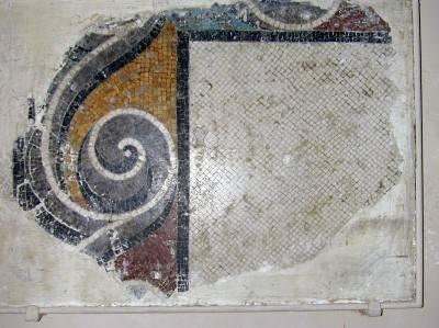 Мозаичный пол — фото 8