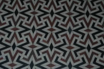 Пол из керамической плитки — фото 6