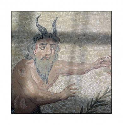 Мозаичный пол — фото 4