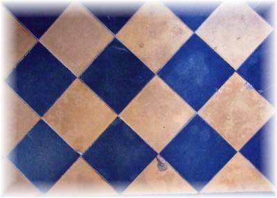 Пол из керамической плитки — фото 8