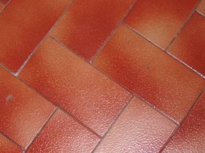 Пол из керамической плитки — фото 51