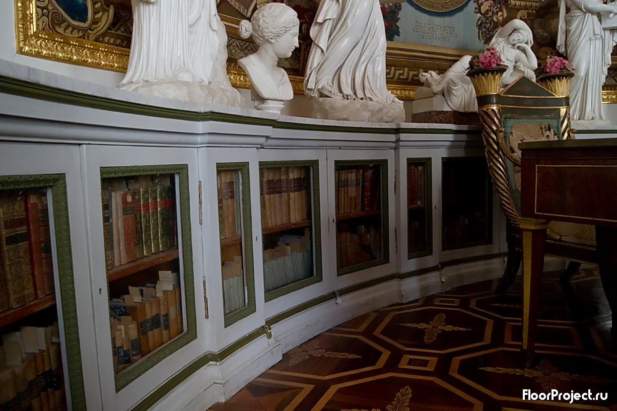 The Pavlovsk Palace floor designs – photo 20