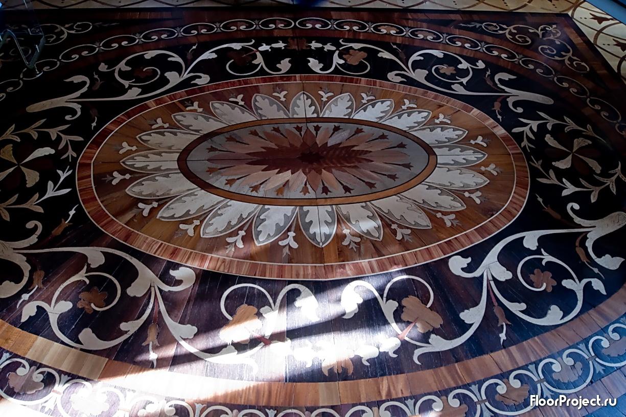 The Pavlovsk Palace floor designs – photo 19