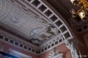 Декор интерьеров Павловского дворца — фото 162
