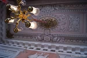 Декор интерьеров Павловского дворца — фото 169