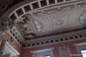 Декор интерьеров Павловского дворца — фото 154