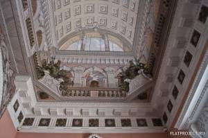 Декор интерьеров Павловского дворца — фото 172