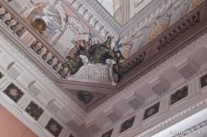 Декор интерьеров Павловского дворца — фото 171