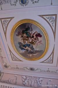 Декор интерьеров Павловского дворца — фото 139
