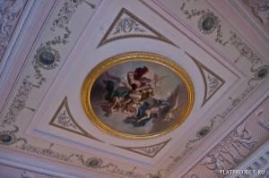 Декор интерьеров Павловского дворца — фото 130