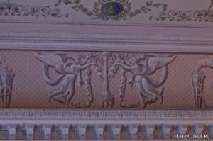 Декор интерьеров Павловского дворца — фото 137