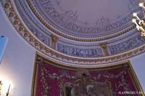 Декор интерьеров Павловского дворца — фото 134