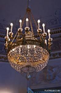 Декор интерьеров Павловского дворца — фото 136