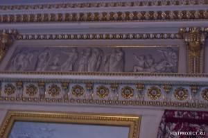 Декор интерьеров Павловского дворца — фото 133