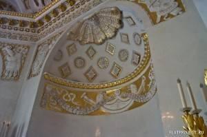 Декор интерьеров Павловского дворца — фото 132