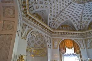 Декор интерьеров Павловского дворца — фото 123