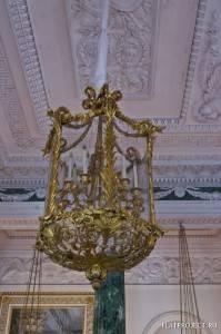 Декор интерьеров Павловского дворца — фото 125