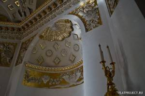 Декор интерьеров Павловского дворца — фото 111